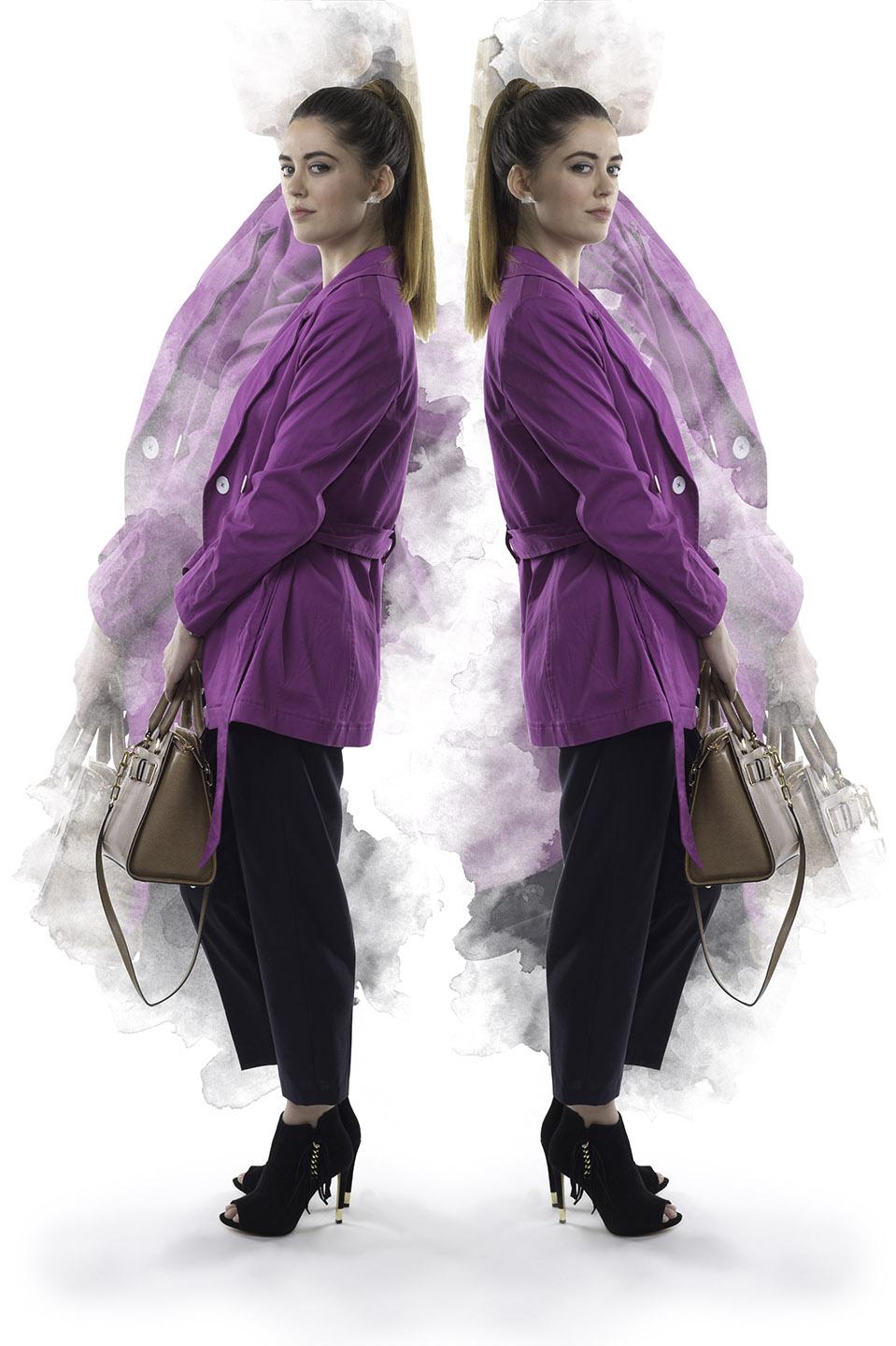 Contemporary Sportswear Look 1 Side
